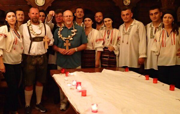 Best of Romania escorted Transylvania tour