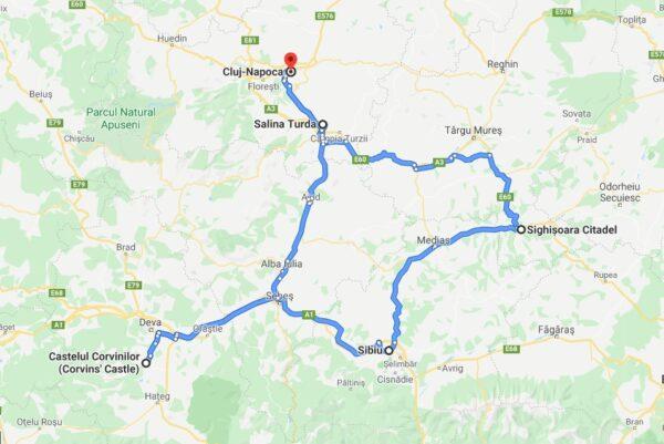 short break in transylvania from cluj napoca