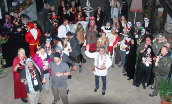 Sighisoara, the best Halloween party in Transylvania - Halloween in Transylvania from Budapest