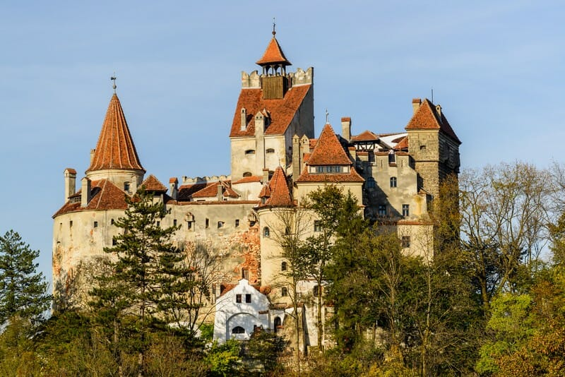 vampire tourism, School Trips Romania