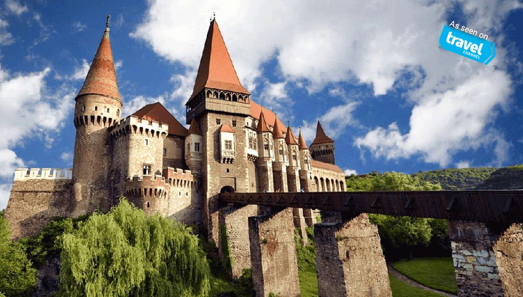 Corvinesti Castle-Best of Romania tour
