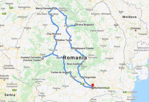 dracula study tour in Transylvania Romania