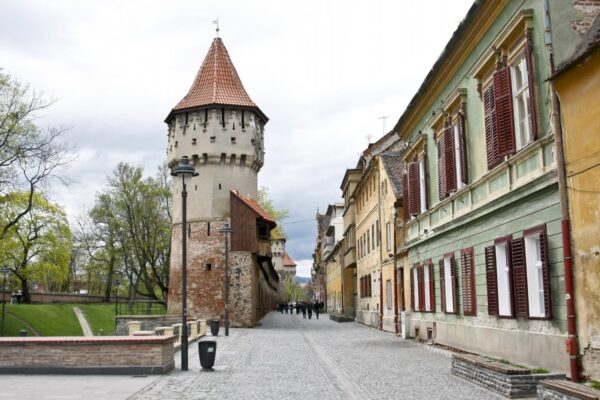Sibiu-City center dracula-tours-sibiu