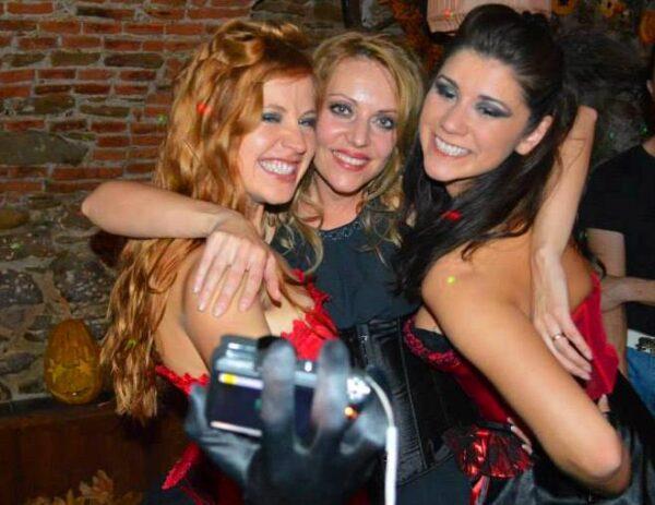 The best Halloween party in Transylvania, Sighisoara Citadel Romania, Dracula's Halloween Party in Transylvania