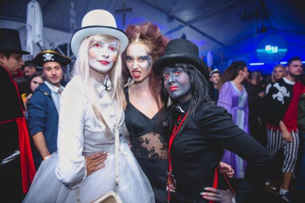 Bran Castle Halloween Party-in this Romania short breaks -Halloween in Transylvania with 2 parties, Transylvania private tours