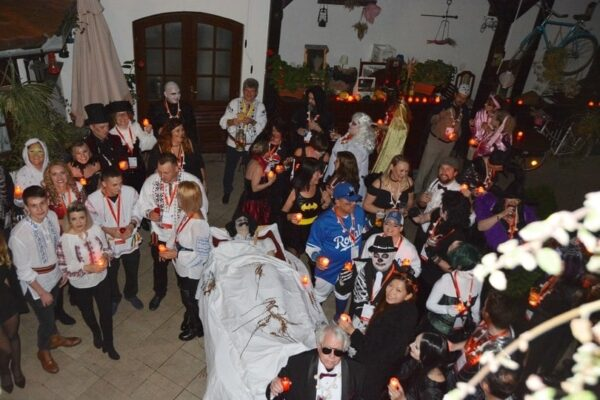 Transylvania Holidays Dracula Tours, Bran Castle Halloween Party Tickets