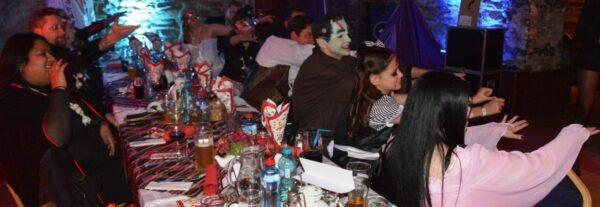 The best Halloween party in Transylvania, Sighisoara Citadel Romania -Halloween in Romania