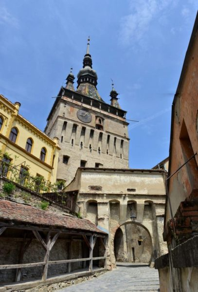 Sighisoara Citadel - short break in Transylvania -Private Dracula tour - Transylvania Dracula Tour