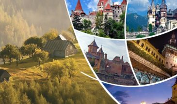 Best of Romania tour, escorted package holiday