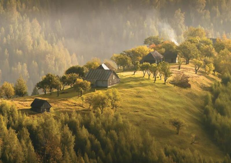 Transylvanian Landscape-visit Transylvania