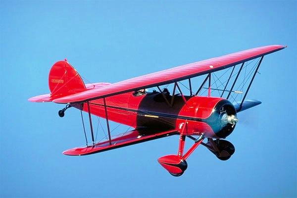 vintage biplane flight in bucharest