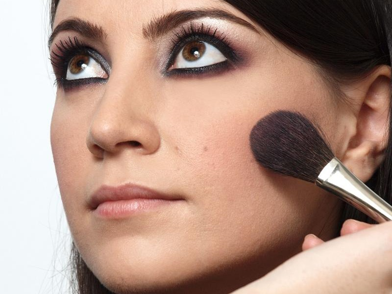 make-up lesson at your home