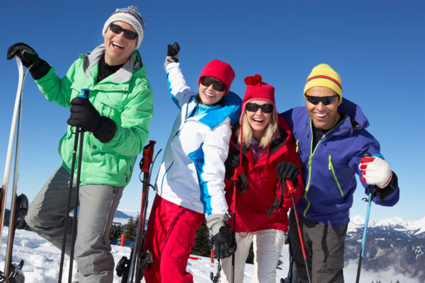 Learn to ski in Transylvania, Romania skiing holidays for families-the best New Year's Eve Romania Ski Holidays