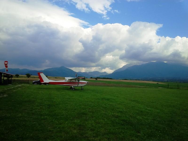 Dracula's Castle airplane tour